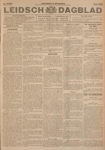 Leidsch Dagblad 1926-09-09
