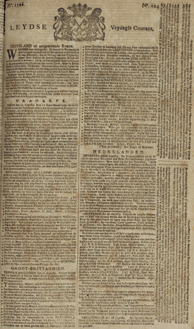 Leydse Courant 1766-08-29
