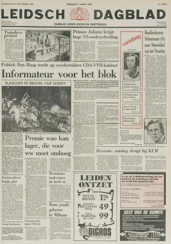 Leidsch Dagblad 1982-09-30