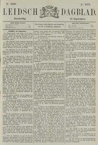 Leidsch Dagblad 1873-09-11