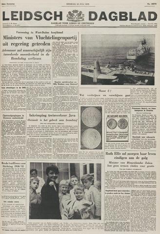 Leidsch Dagblad 1955-07-12