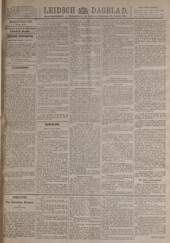 Leidsch Dagblad 1920-01-12