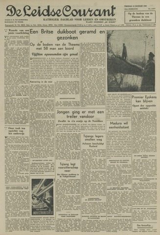 Leidse Courant 1950-01-13