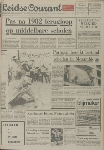 Leidse Courant 1974-09-10
