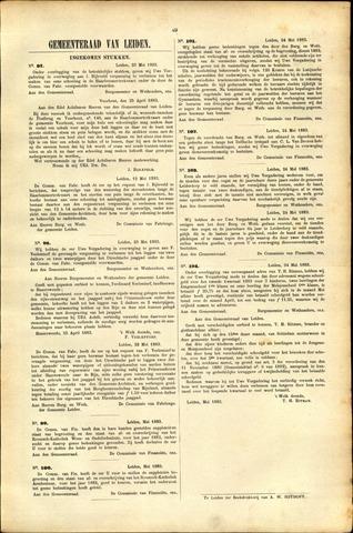 Handelingen van de Raad 1883-05-23