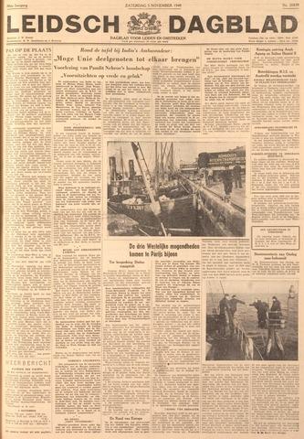 Leidsch Dagblad 1949-11-05