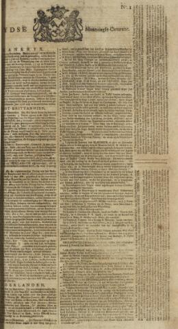 Leydse Courant 1776