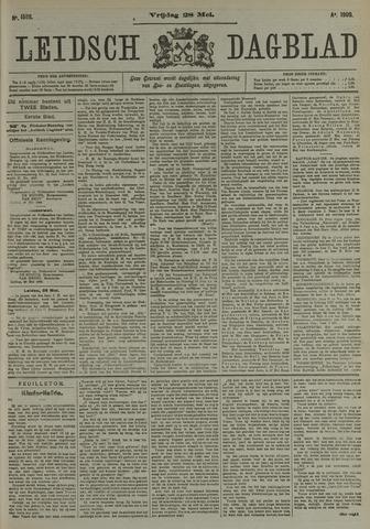 Leidsch Dagblad 1909-05-28
