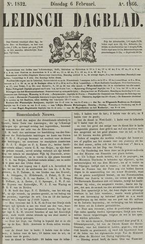 Leidsch Dagblad 1866-02-06