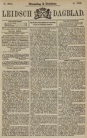 Leidsch Dagblad 1882-10-02