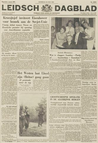 Leidsch Dagblad 1959-07-25