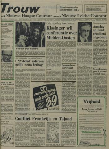 Nieuwe Leidsche Courant 1975-09-23