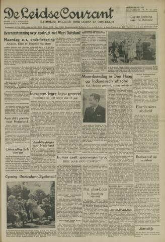 Leidse Courant 1952-05-23
