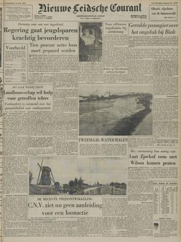 Nieuwe Leidsche Courant 1957-07-18