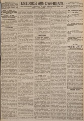 Leidsch Dagblad 1923-08-27