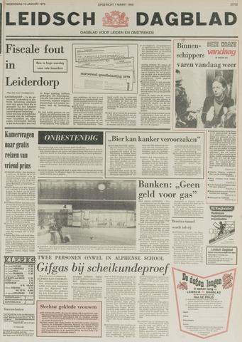 Leidsch Dagblad 1979-01-10
