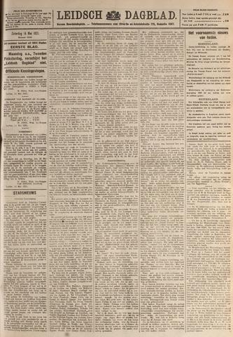 Leidsch Dagblad 1921-05-14