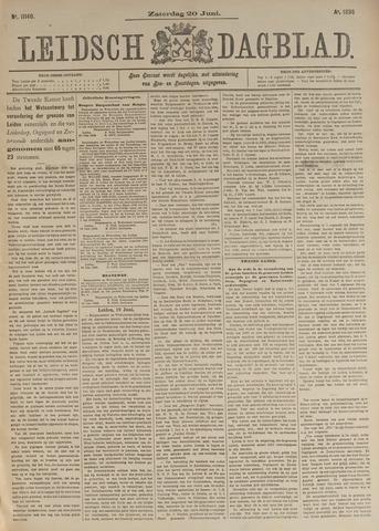 Leidsch Dagblad 1896-06-20