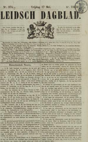 Leidsch Dagblad 1861-05-17
