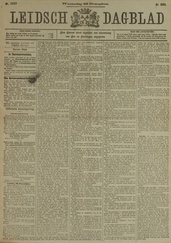 Leidsch Dagblad 1904-12-28