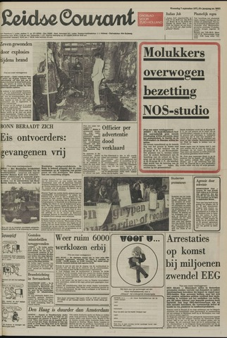 Leidse Courant 1977-09-07