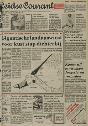 Leidse Courant 1981-02-12