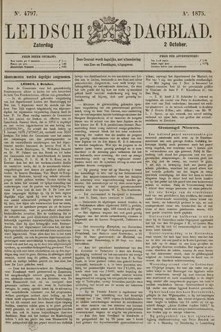 Leidsch Dagblad 1875-10-02
