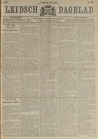 Leidsch Dagblad 1907-07-19