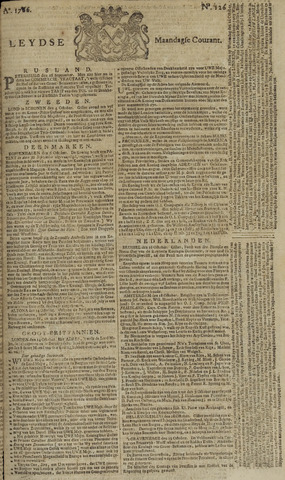 Leydse Courant 1766-10-20