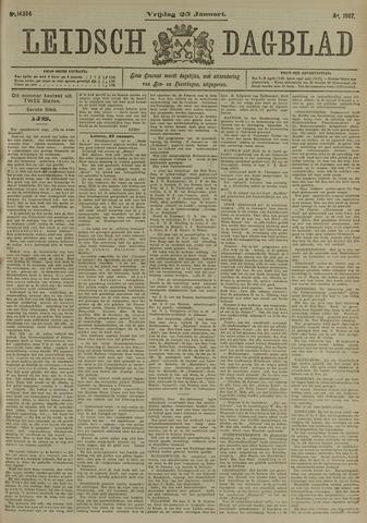 Leidsch Dagblad 1907-01-25