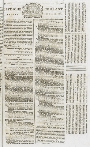 Leydse Courant 1824-10-08