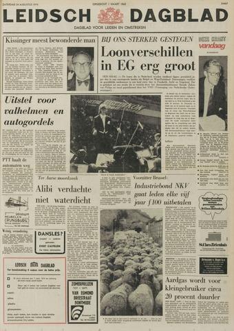 Leidsch Dagblad 1974-08-24
