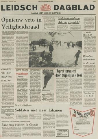 Leidsch Dagblad 1980-01-14