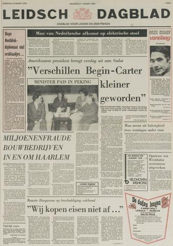Leidsch Dagblad 1979-03-13