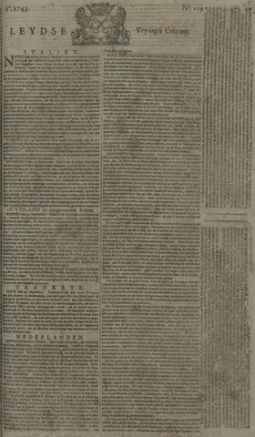 Leydse Courant 1743-10-04