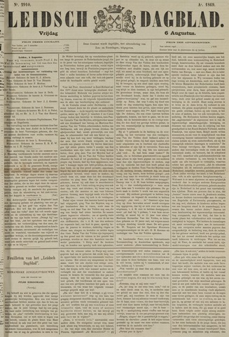 Leidsch Dagblad 1869-08-06