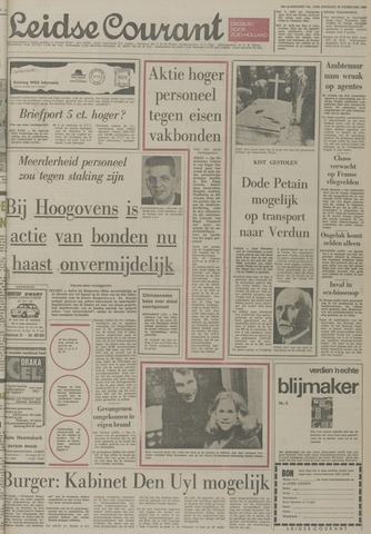 Leidse Courant 1973-02-20