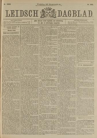 Leidsch Dagblad 1902-09-19