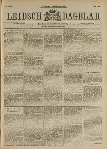 Leidsch Dagblad 1902-09-05