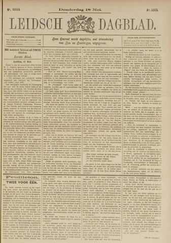 Leidsch Dagblad 1893-05-18