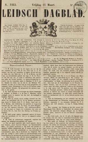 Leidsch Dagblad 1864-03-11