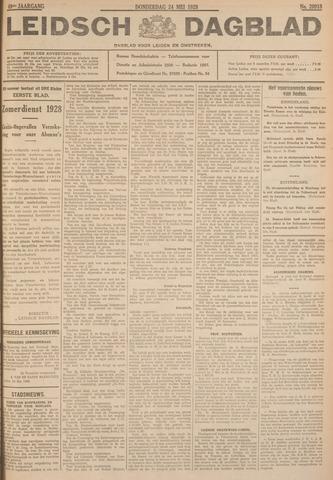 Leidsch Dagblad 1928-05-24