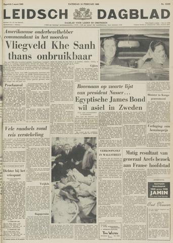 Leidsch Dagblad 1968-02-10