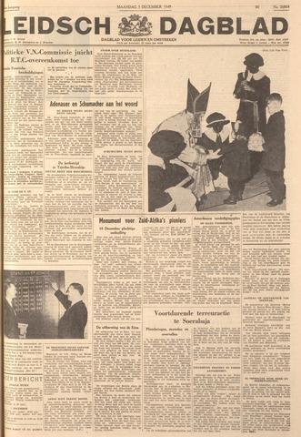 Leidsch Dagblad 1949-12-05