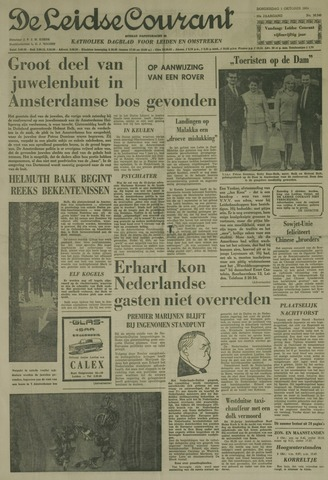 Leidse Courant 1964-10-01