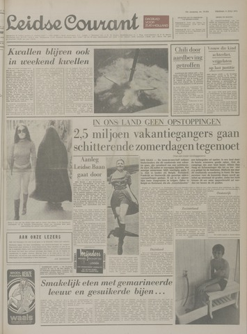 Leidse Courant 1971-07-09