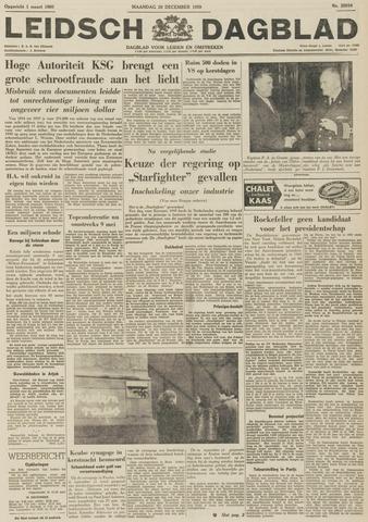 Leidsch Dagblad 1959-12-28