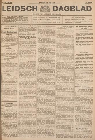 Leidsch Dagblad 1928-05-05