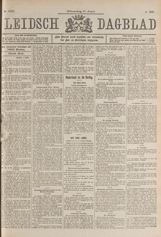 Leidsch Dagblad 1916-06-06