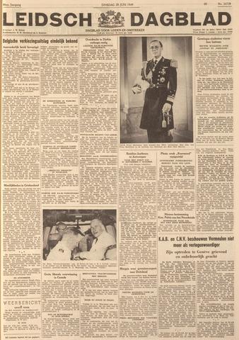Leidsch Dagblad 1949-06-28